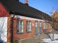 Birthplace of Per Albin Hansson