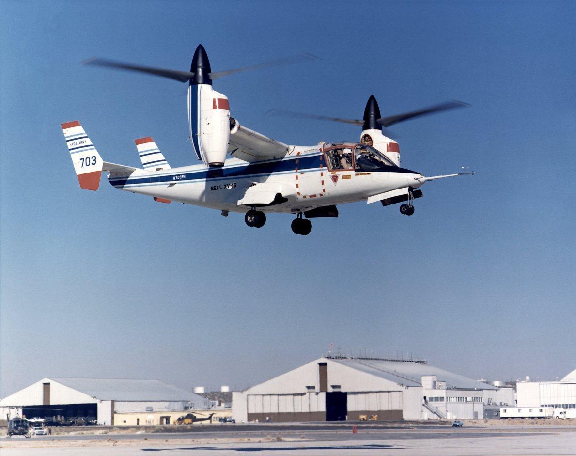 Bell XV-15