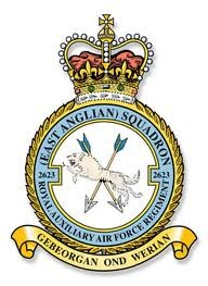2623 (East Anglian) Squadron Royal Auxiliary Air Force Regiment