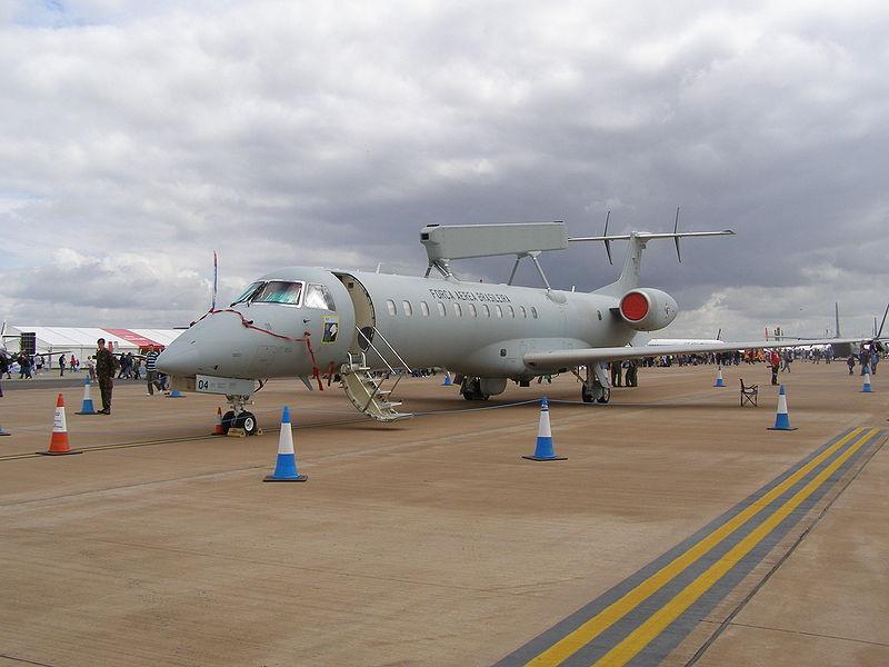 Embraer EMB-145 AWACS