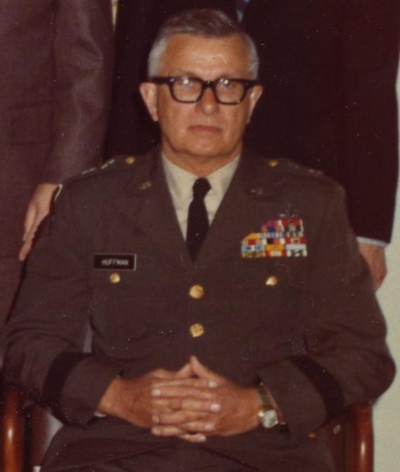 Burnside E. Huffman