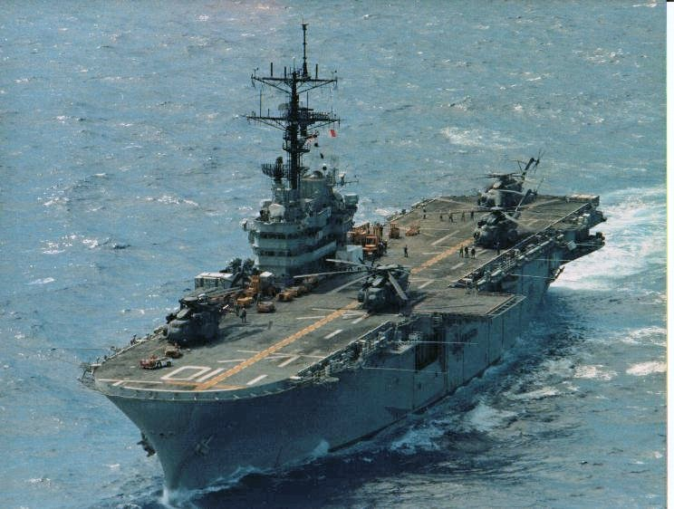 USS Tripoli (LPH-10)