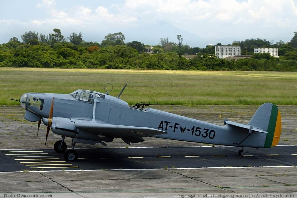 Focke-Wulf Fw-58 Weihe