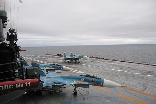 Sukhoi Su-33 Sea Flanker