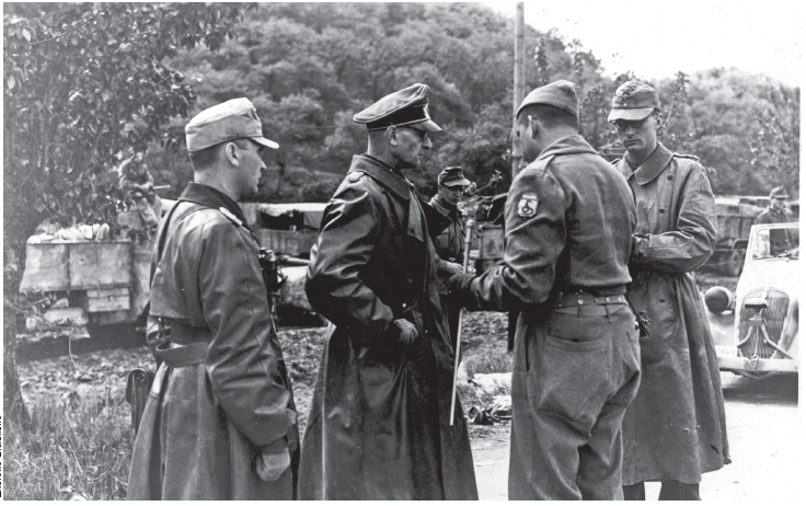 Spring 1945 offensive in Italy