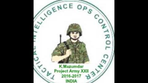 PROJECT ARMY XXII BY KESHAV MAZUMDAR