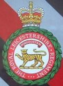 Royal Leicestershire Regiment Cap Badge