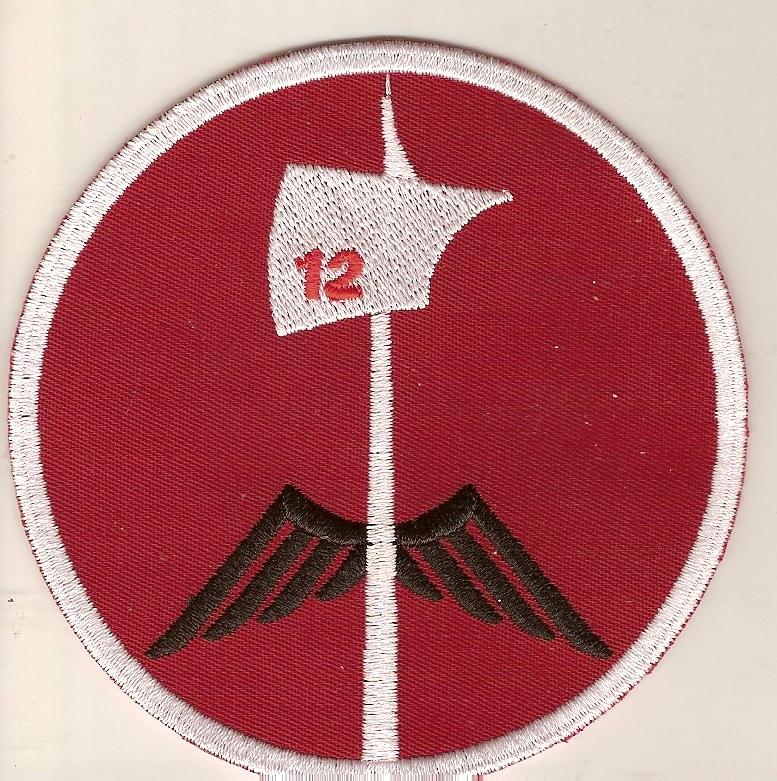 Zielflugstaffel 12