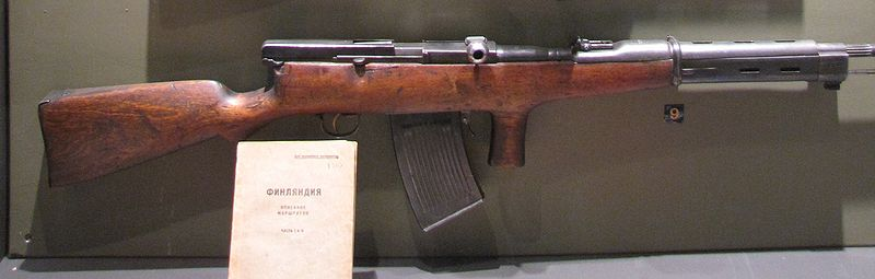 List of Russian weaponry