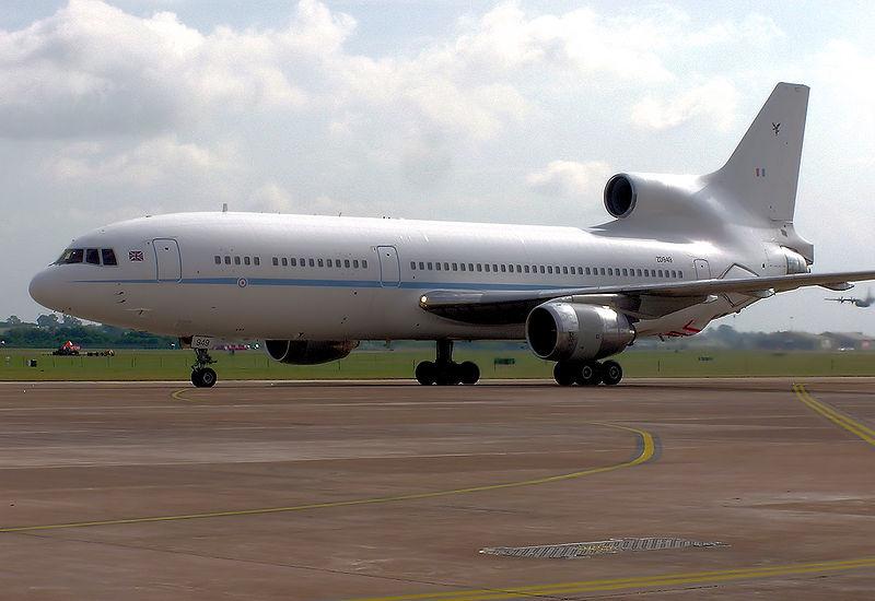 Lockheed TriStar (RAF)