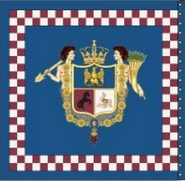 Royal Banner of the Army of Naples