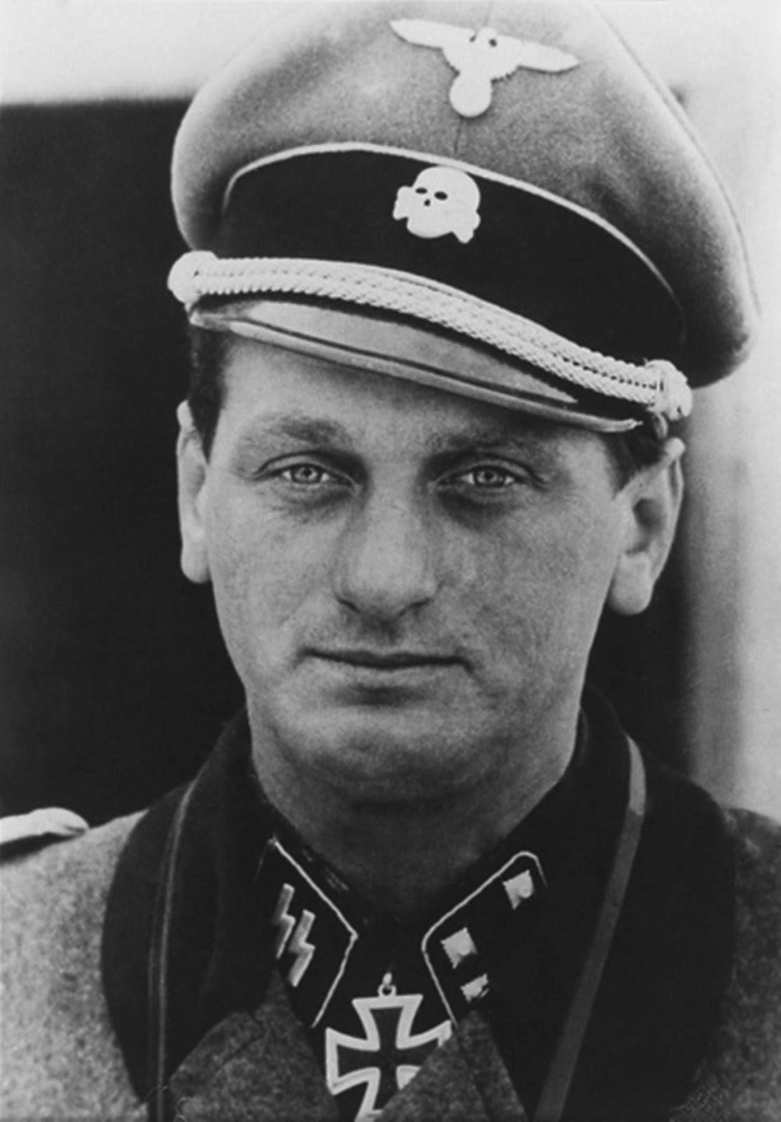 Albert Frey (SS officer)
