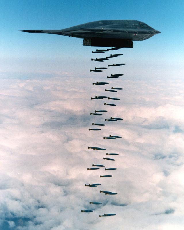 Mark 82 bomb