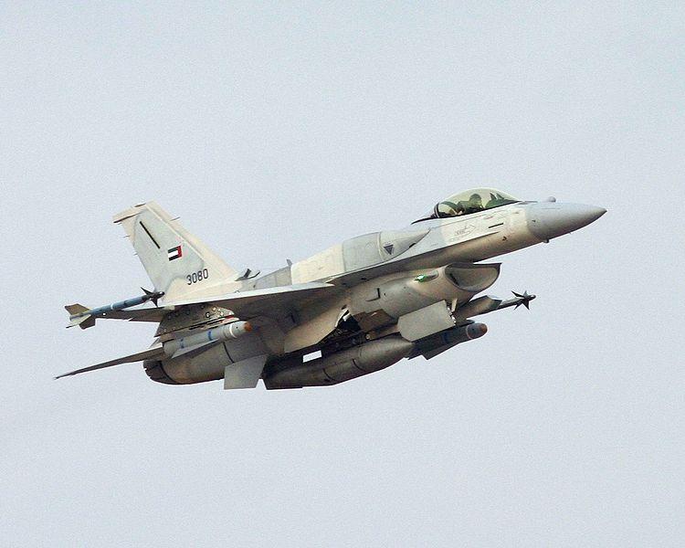 Lockheed Martin F-16E Block 60
