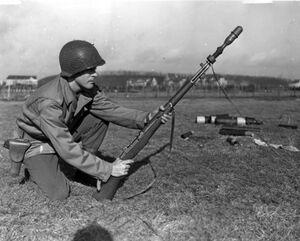 M1 Garand rifgren-shooting line.jpg