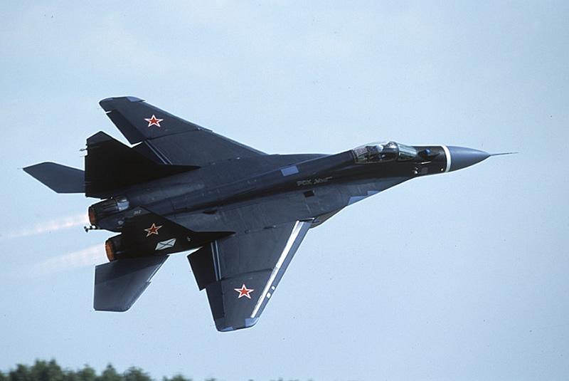 Mikoyan MiG-29K Fulcrum-D