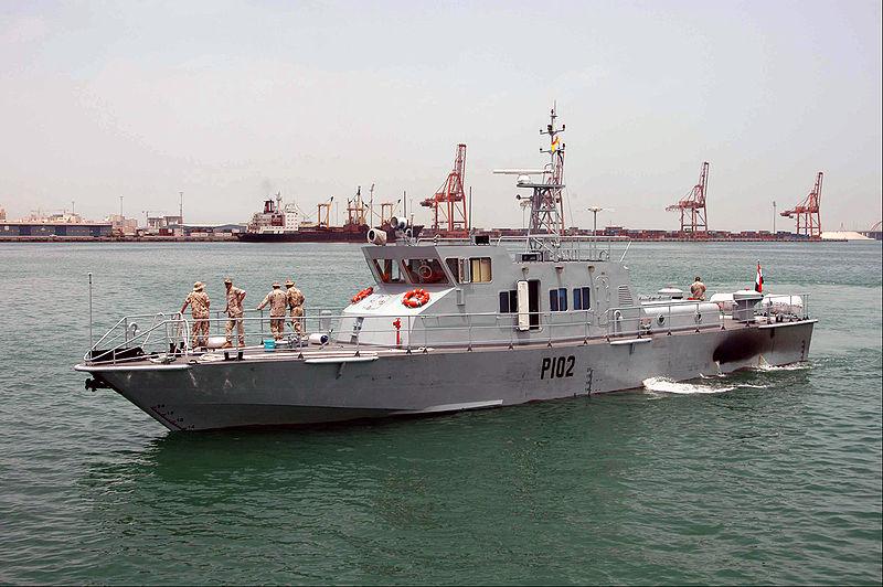 Iraqi Navy