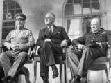 Diplomatic history of World War II