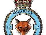 No. 12 Squadron RAF