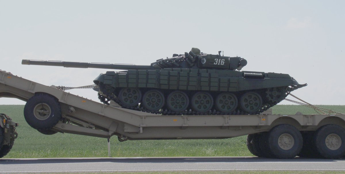 T-72 operators and variants