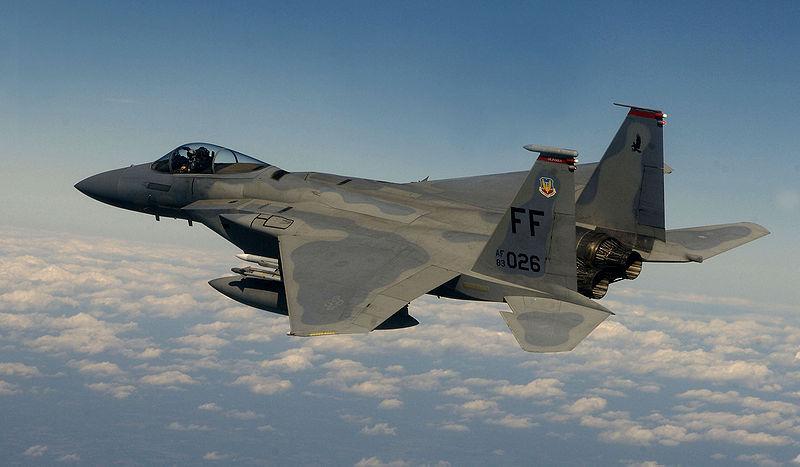F-15 Eagle family
