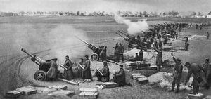 Soviet artillery firing on berlin april 1945.jpg
