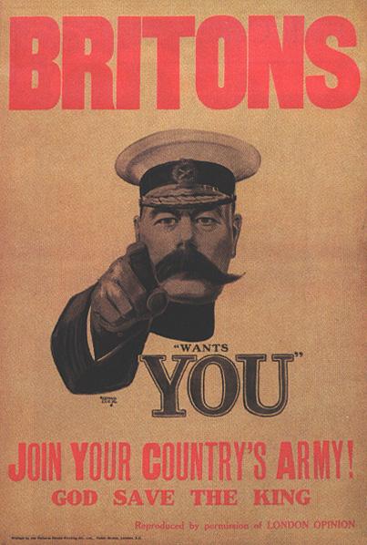 Timeline of the United Kingdom home front during World War I