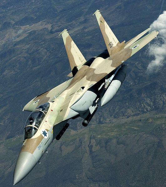 Boeing F-15I Ra' am