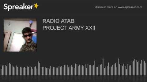 PROJECT ARMY XXII