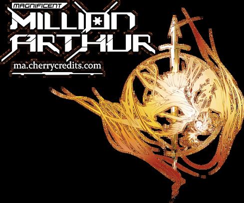 Milliona Arthur Logo.png