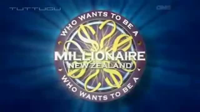 Who Wants to Be a Millionaire? New Zealand