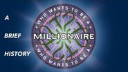A Brief History - Who Wants To Be A Millionaire