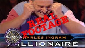 Charles Ingram Fraud Scandal REAL FOOTAGE Who Wants To Be A Millionaire?