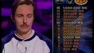 Haluatko miljonääriksi? -jakso (19.12