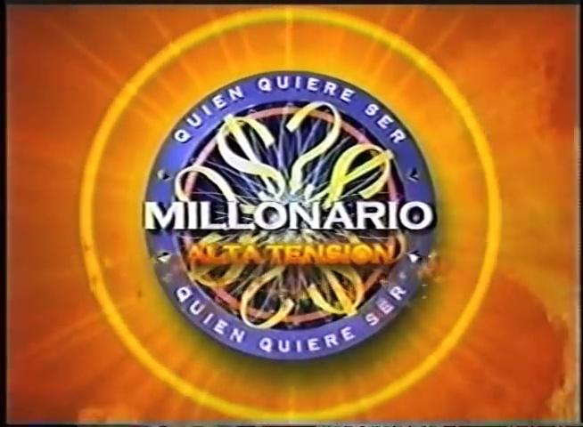 ¿Quién quiere ser millonario? Alta tensión (Ecuador)