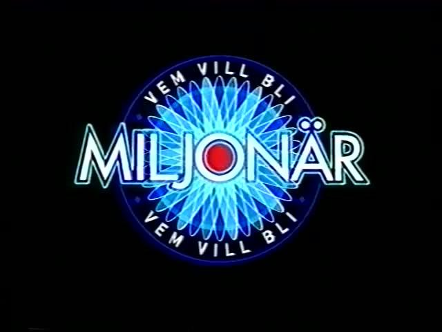 Vem vill bli miljonär?