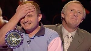 Charles Ingram Struggles To Reach £4000 Who Wants To Be A Millionaire