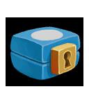 Caixa Trancada Azul Wiki Oficial Do Milmo