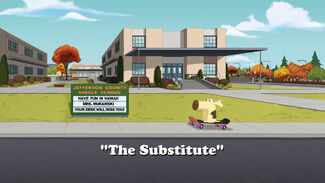 Click here to view more images from The Substitute.