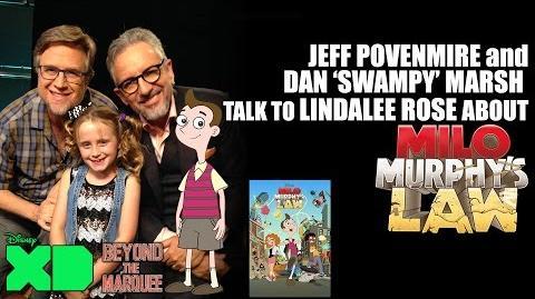 Milo Murphy's Law creators & Lindalee discuss the Disney XD show - Povenmire Marsh