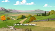 The Wilder West title card