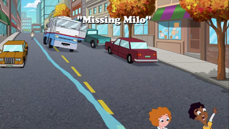 Click here to view more images from Missing Milo.