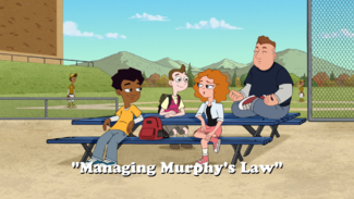 Click here to view more images from Managing Murphy's Law.