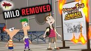 Milo Murphy CUT from Candace Against the Universe?!