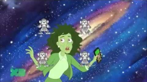 Prawo Milo Murphy'ego - Pani nauczycielka w kosmosie