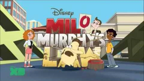 Prawo Milo Murphy'ego - Czołówka (Sezon 1)