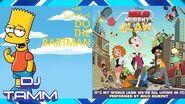 Nancy Cartwright (Bart Simpson) vs