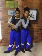 Reanna and Shay