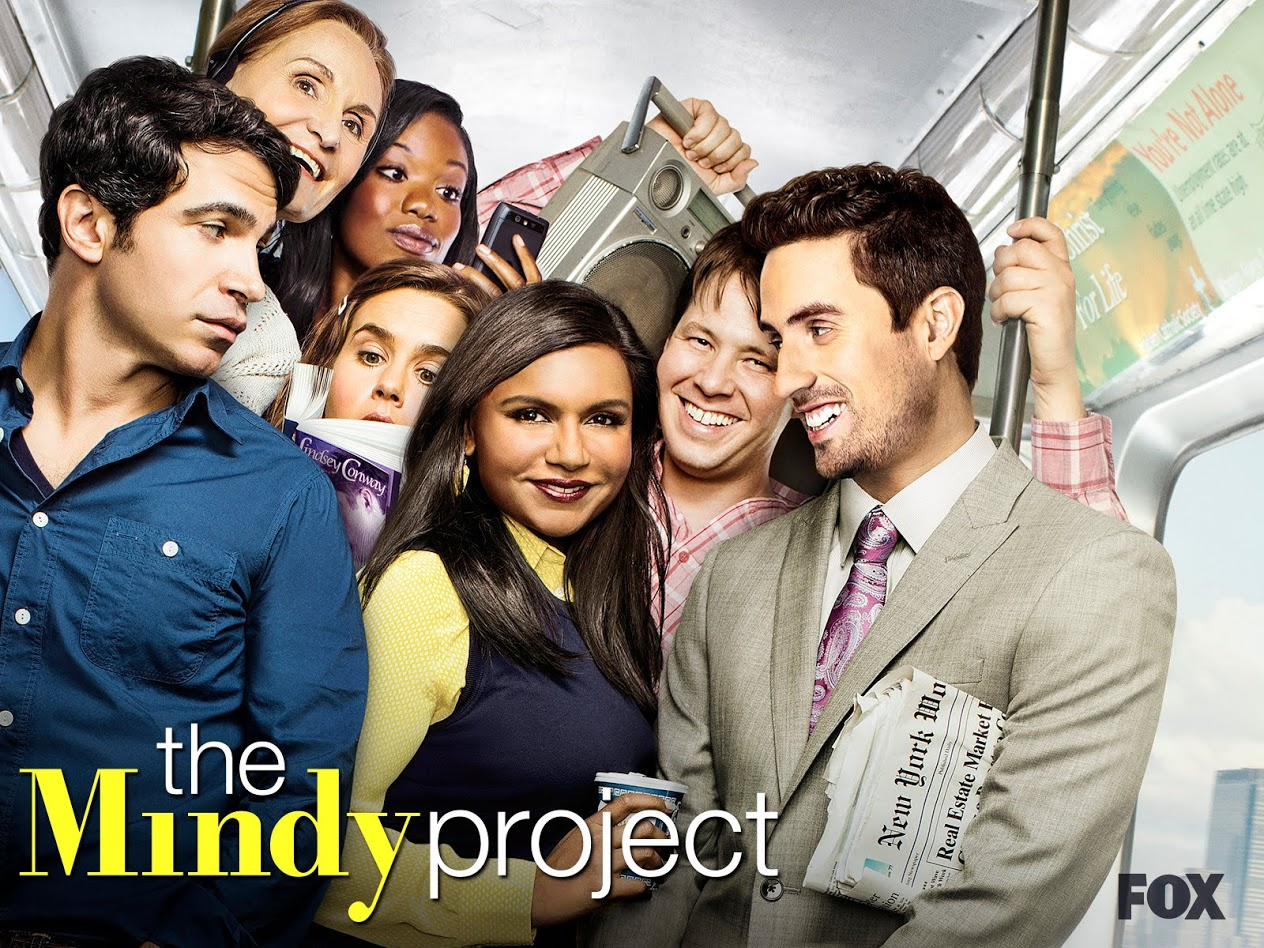 The Mindy Project cover image