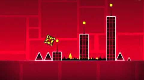 Geometry Dash Dry Out All Coins